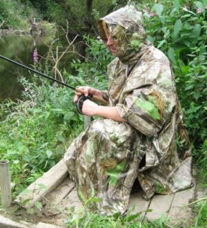 Stalkers Poncho RealTree
