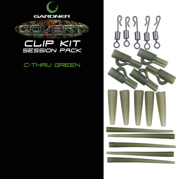 Gardner Covert Clip Kit Session Pack